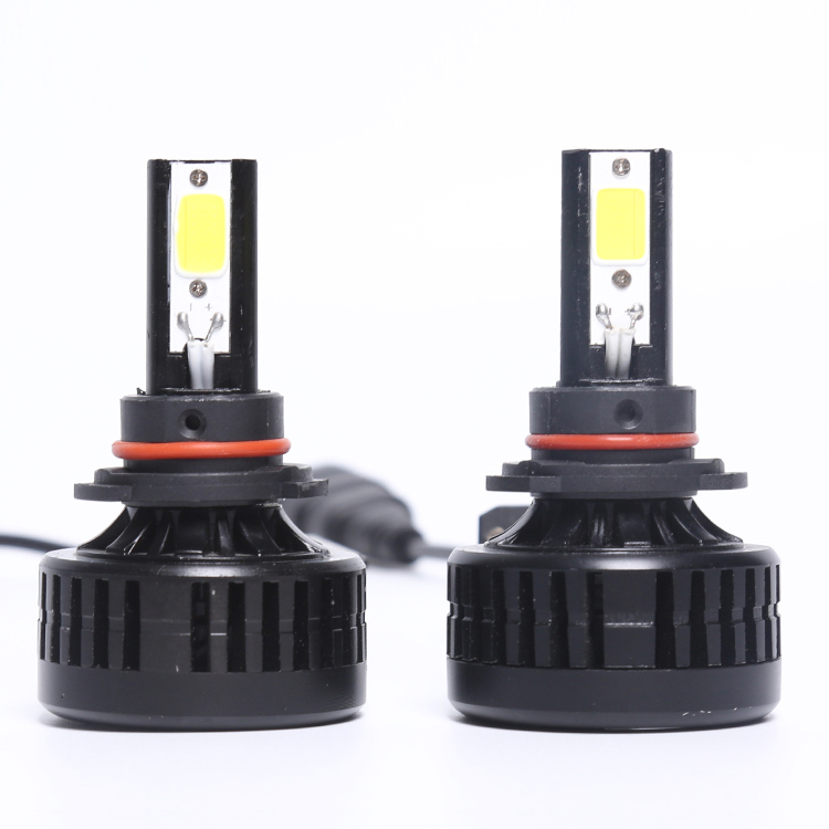 Auto Parts <strong>LED</strong> Headlight Bulb H4 72W H7 Car Headlamp H1 H3 9005 9006