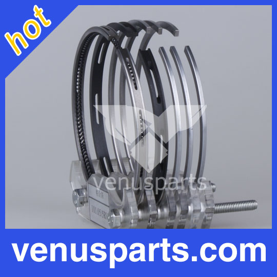 1.5L D 208 Z,D 302,D 308 Z piston ring fit for mwm diesel engine car