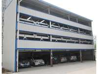 Psh5 five-Storey Lifting and Sliding Garage parking system parking equipment