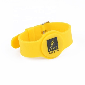 Nylon Strap + ABS Wristbands MWN1704 RFID Card