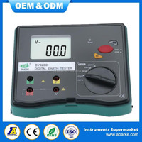 Good quality Digital Earth Tester DY4200 Ground Resistance Tester Meter