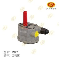 Used For SAUER PV22 Hydraulic Charge Pump Oil Charge Pump For Construction Machine