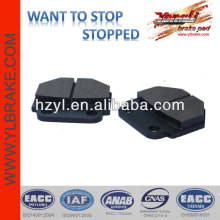 Excellent performance go kart 400cc engine/brake pad