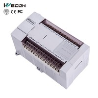 40 i/o WECON transistor low cost plc controller access control