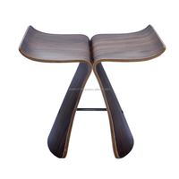 Manchurian Ash wood chair X6009a