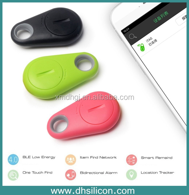Wireless Smart Bluetooth Tracker for Car Child Wallet Pet Anti Lost