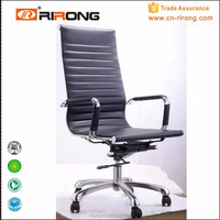 Latest black PU wheels for office chairs best sale