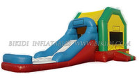 New infatable bouncer with slide/inflatable combo bouncer/commercial inflatable bouncer for sale B3066