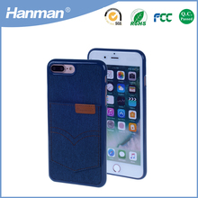 Wholesale card holder leather cell phone back case for iphone5 case