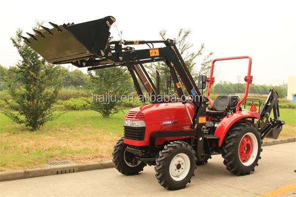 china jinma 25hp 4wd high quality mini farm tractor price for sale with EPA