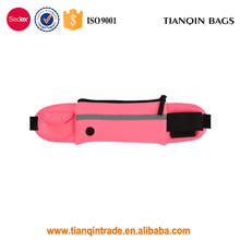 High Quality Running Waist Pack, Waterproof Fanny Pack, Expandable Sport Belt with Water Bottle Holder