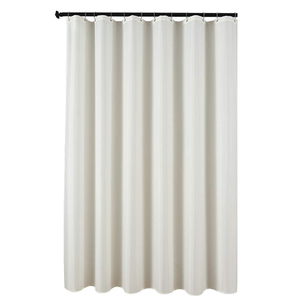 Mainstays Products Waterproof Shower Curtain Rods With Matching Window