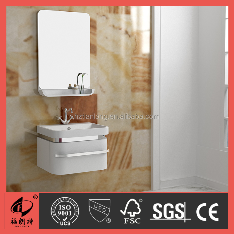600MM wall mounted PVC bathroom cabinet 1045
