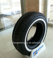 JINYU white side wall car tires for sale 185R14C 195R14C 195R15C