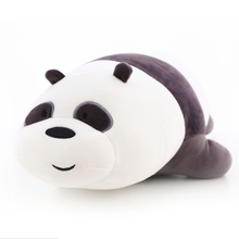 Daisy Giant Panda Plush Toy, Big Panda Teddy Bear Stuffed Toys