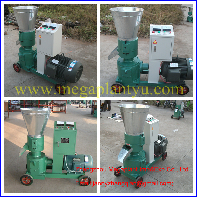 High Quality Various Models Small Wood Pellet Mill Machine