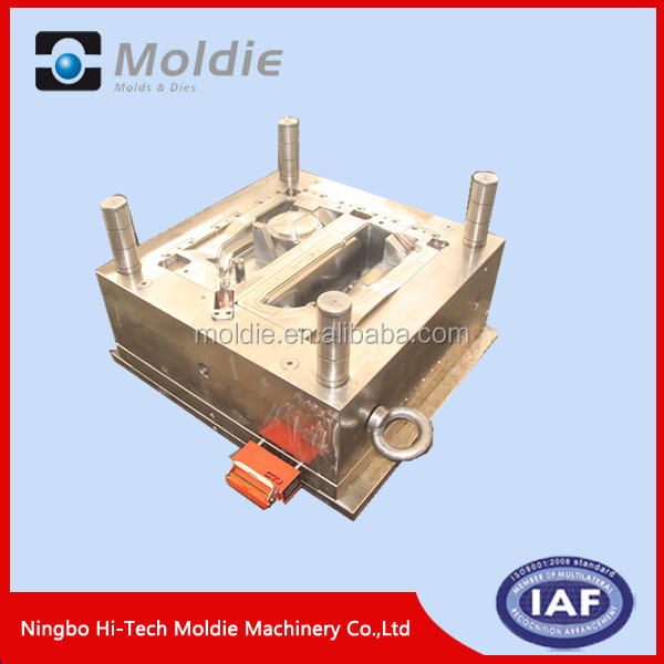 high quality plastic injection moulding process