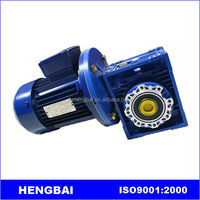 Electric Motor Gearbox With Reliable Quality