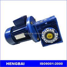 Electric motor gearbox with reliable quality manufacturer in China