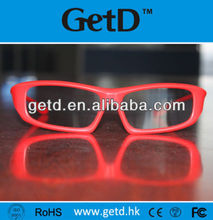 3d converter with polarized glasses