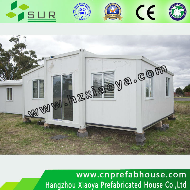 expandable TIO Container house family living