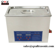 Professional Laborary Water Bath 40KHZ 6L 180W Digital Industrial Ultrasonic Cleaner