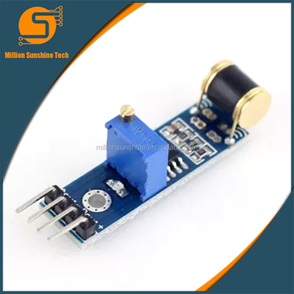 801S Shock / Vibration Sensor เซนเซอร์วัดความสั่นไหว