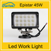 Real Manufacturer Wholesale 45W rechargeable led magnetic work light