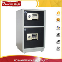 Big bank office digital electronic large storage safe deposit box