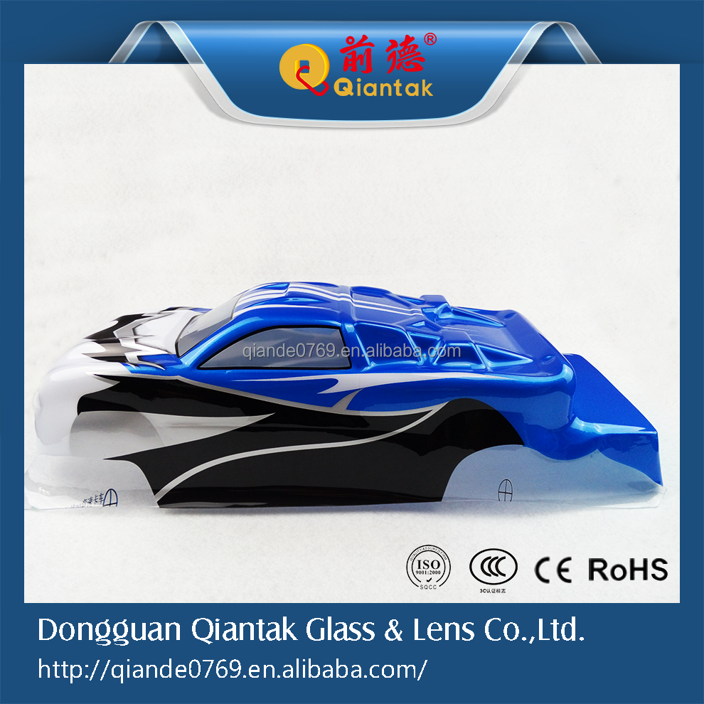 Popular rc car <strong>model</strong> 1:10 scale pvc car body shells for sale