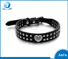 spiked dog collar for stylish walking dog collar