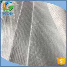 Wholesale Fiber Nonwoven Interlining Polyester Non-woven Fabric , environmental stitched nonwoven fabric by roll