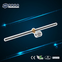Z axis Threaded Rod M8*300 mm brass nut with Flexible Coupler