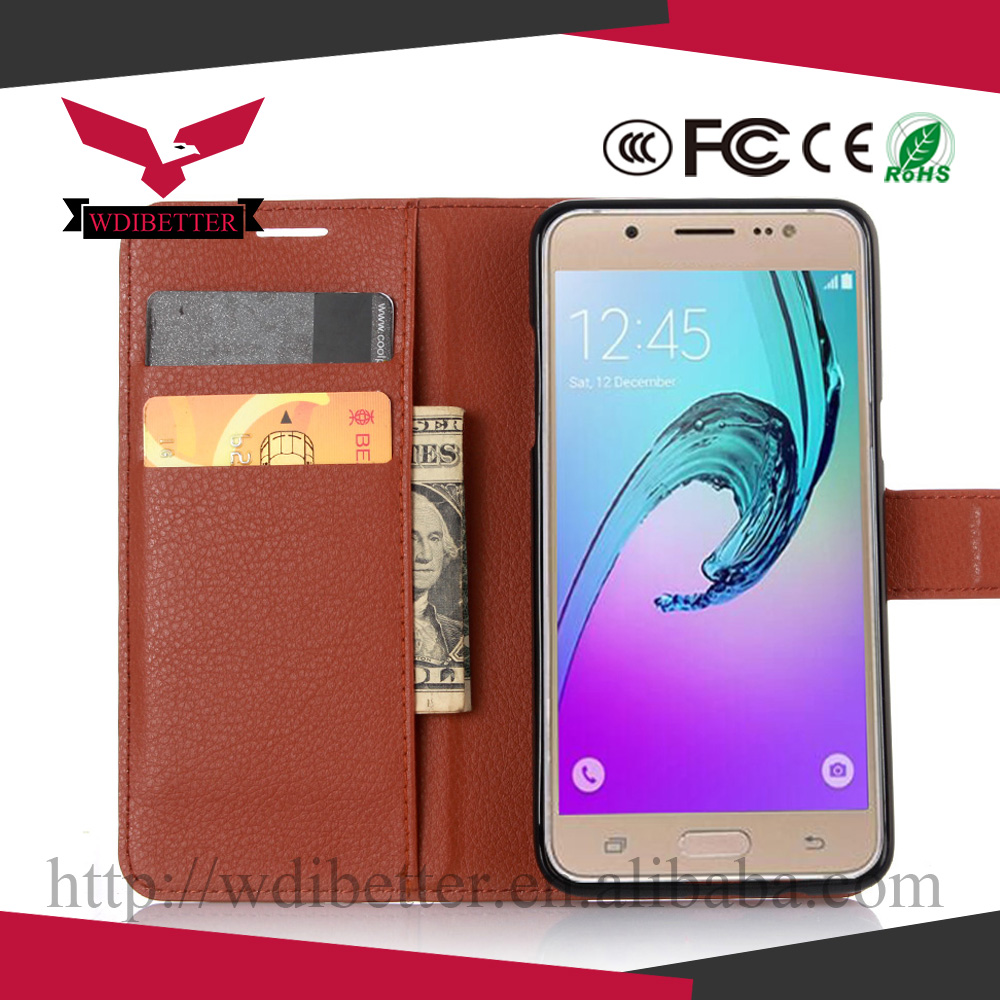 Magnetic Leather Wallet Cover Case For Samsung Galaxy Galaxy S4 mini