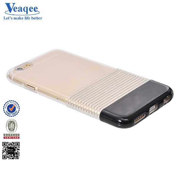 Veaqee best selling products universal case pc+tpu cover for iphone 6 plus
