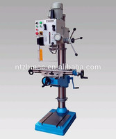 ZX40H High Quality Mini Vertical Turret Drill Milling Machine