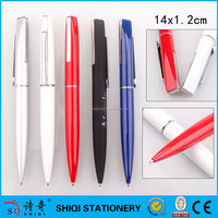 custom logo engraving metal pens wholesale