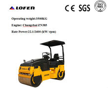 Lonking CDM5035DC 3.5ton road roller construction machinery