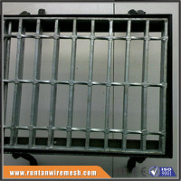 Drainage steel drainage ditch gutter grating driveway cover