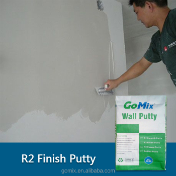 Hard Finish Cement Putty R2 Rendering External Walls