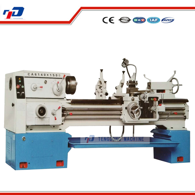 High Quality Chinese horizontal Metal Lathe machine CA6140 hot sale