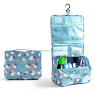 Wholesale Multifunctional Foldable Hanging Travel Toiletry Bag
