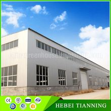 Raw materials warehouse customized movable modular made prefab school buildings