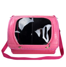 Manufacturer wholesale fashion pet dog cat carriers bag for air travel