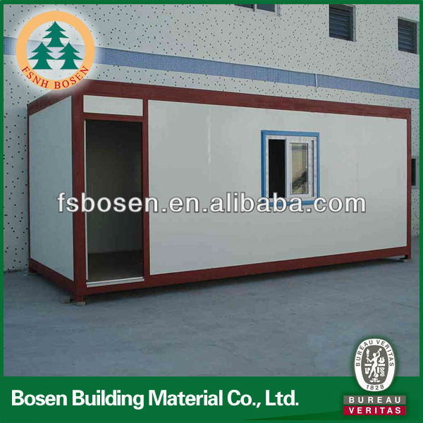 Mobile shop for sale china prefab container houses 20ft construction container