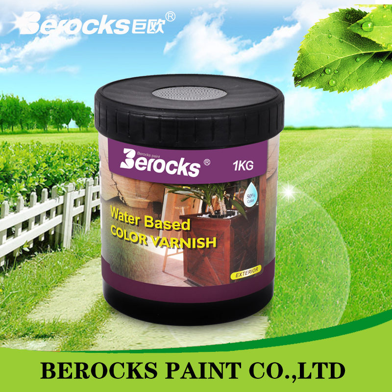 private label emulsion paint for water based wood paint