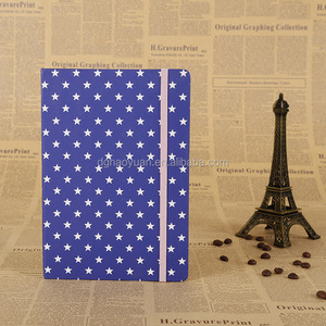 OEM school suppliers pu travel journal 2018 custom planner printing PU leather/paper cover notebook
