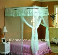 romantic palace type of mosquito nets
