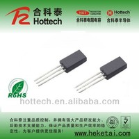 (IC) S9013 Transistor TO-92 40V 0.5A with plastic case