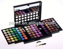 Pro 96 Color foldable eyeshadow palette,makeup case,jade cosmetics